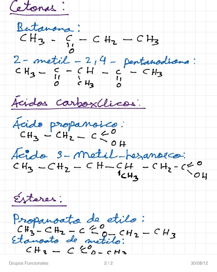 Formulacin y nomenclatura de la qumica orgnica bienvenidos a grupos funcionales p2 urtaz Choice Image