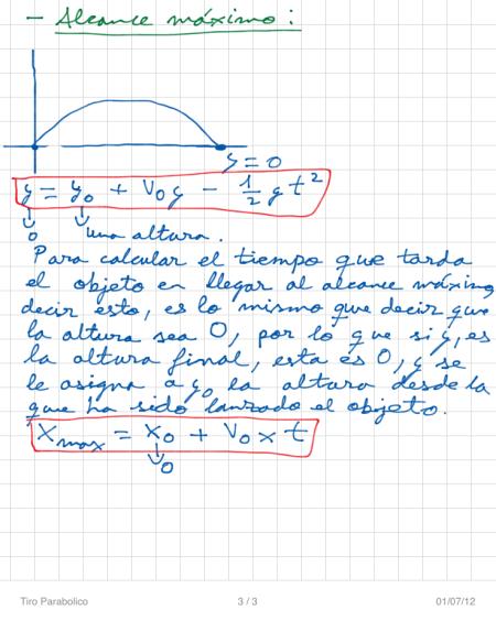Tiro Parabolico P3