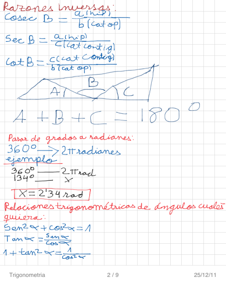 Trigonometria P2