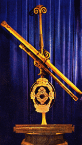 telescopio de Galileo