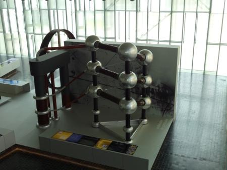 primer acelerador de partículas de espña
